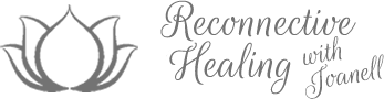 Reconnective Healing with Joanell Logo